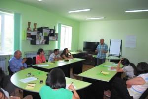 Մարտունու կանանց համայնքային խորհուրդ ՀԿ-ի ինստիտուցիոնալ կարողությունների զարգացում