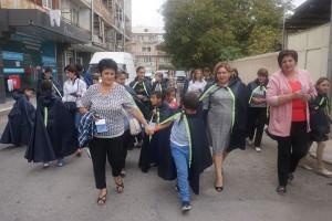 Բարելավել հետիոտների անվտանգությունը Հայաստանում